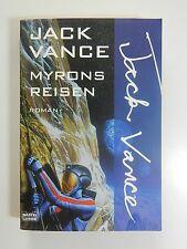 Jack Vance Myrons Reisen Roman Science Fiction Bastei Lübbe Verlag