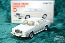 [TOMICA LIMITED VINTAGE NEO LV-N21a 1/64] MAZDA LUCE LEGATO HARD TOP LIMITED WH