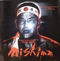 VINILE LP PHILIP GLASS - MISHIMA 33 GIRI ANNO 1985 STAMPA GERMANY 979 113-1