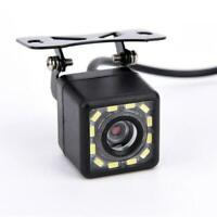 12LED HD 170°Car Rear View Camera Auto Parking Reverse New Backup Night Cam W6X0