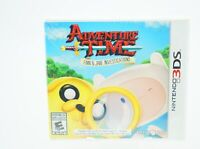 Adventure Time Finn and Jake Investigations: Nintendo 3DS [Brand New]