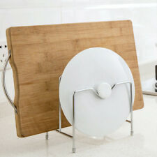 Simple Houseware Kitchen Cabinet Pantry and Bakeware Organizer Rack Holder、!o