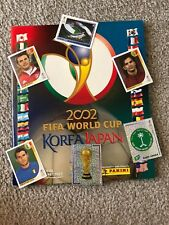 2002 Panini World Cup Soccer Sticker Japan/Korea Choose 5 to complete your set !