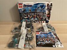 LEGO The Avengers Iron Man Hall Of Armour (76125) NEW - NO MINIFIGURES OR IGOR!!