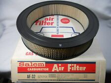 Vintage NOS Salem Air Filter AF-32 FOR Vintage Oldsmobile, F85, 2 bbl.& 4 bbl.