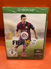 BRAND NEW XBOX ONE FIFA 15 ULTIMATE TEAM LEGENDS EDITION GERMAN SEALED FREEPOST