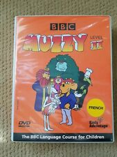 Muzzy Early Advantage French Ii Language Course for Children set of Dvds