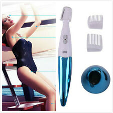 Lady Women Electric Shaver Bikini Face Leg Eyebrow Trimmer Hair Shaver RemoverZN