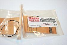 2 NOS YAMAHA MOTORCYCLE FRONT FORK SNAP RING 4A1-23156 RADIAN FJ600 XT350 YZ100