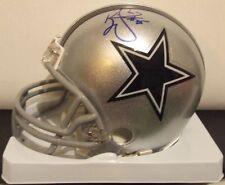 Kevin Williams Autograph Mini Helmet  w/COA - Cowboys