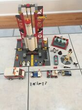 LEGO 3365 3366 3368 City Space Center Moon Buggy Satellite Launch Incomplete Lot