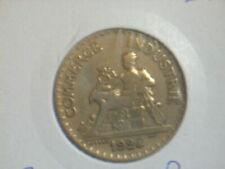 Pièces de monnaie françaises de 1 franc 1 francs qualité TTB