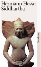 Siddhartha von Hermann Hesse (Taschenbuch) NEU
