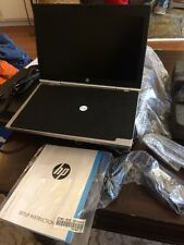 "HP Elitebook 2570p 12.5"" i5 2.6Ghz 4GB 280GB DVDRW Win7"