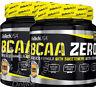 BioTechUSA BCAA Flash Zero 2x 360g Dose (49,97€/Kg) PULVER zu 2:1:1 !AKTION
