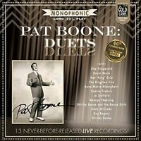 Pat Boone - Duets [Used Very Good Vinyl LP] Autographed / Star Signed
