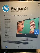 HP Pavilion 24 All-In-One Touch PC 24-xa0053w i5+8400T 16GB Intel Optane 1TB HDD