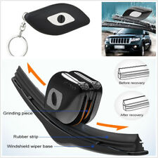 35g Car Wiper Blade Scratche Restorer Windshield Cleaner Key chain Repeated Use