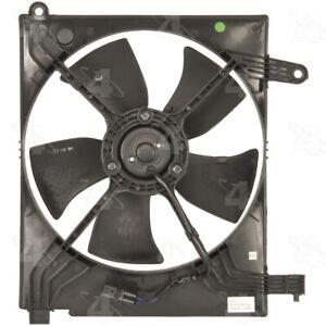 A/C Condenser Fan Assembly 4 Seasons 76116 fits 99-02 Daewoo Nubira
