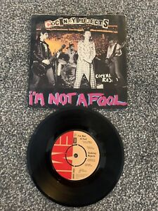 """Cockney Rejects - Im Not A Fool Original 7"""" Single"""