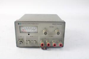 HP Hewlett Packard / Agilent / Keysight 6234A Dual Output DC Power Supply