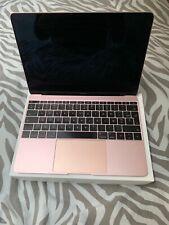 Macbook 12 pouces Rose gold