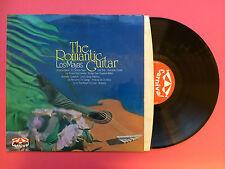 Los Mayas - The Romantic Guitar, Carnival 2928-006 Stereo Ex+ Condition Vinyl LP