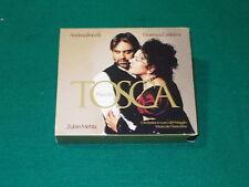 Tosca di Andrea Bocelli e Fiorenza Cedolins box 2 cd