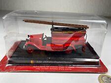 X138 delPrado 1:50 Fire Engine Chevrolet (1929) FEUERWEHR 🚒  Fire Brigade ovp