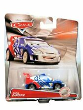 Disney Pixar CARS 1:55 Die Cast Car Raoul Caroule Metallic with Finish by Mattel