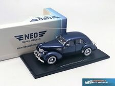 Graham Hollywood 1940 Metallic Blue NEO46610 1:43