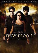 The Twilight Saga: New Moon (Ultimate Fan Edition DVD with Bonus Footage) (2010)