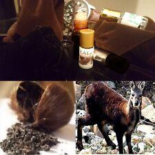 Natural (Wild Central Asian Kasturi) Real Deer Musk Pheromones Attar Oil 3ML