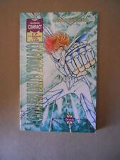I Cavalieri dello Zodiaco - Masami Kurumada n°17 1993 Granata Press  [G447]