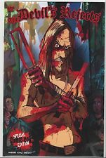 the DEVIL'S REJECTS Otis VARIANT Rob Zombie Special Comic-Con Edition (9.0)