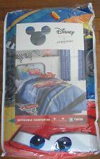Disney*Pixar Cars 3  Reversible Twin  Comforter 61 in by 86 in NEW