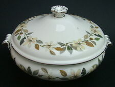 Wedgwood Beaconsfield Pattern 1st Quality Vegetable Tureen & Lid - Looks in VGC