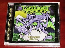 Twilight Messenger: The World Below CD 2014 Stormspell Records USA SSR-DL119 NEW