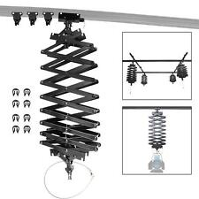 Pantograph 2m Drop Ceiling Roof Rail Photo Studio System Safety Cable Heavy Duty