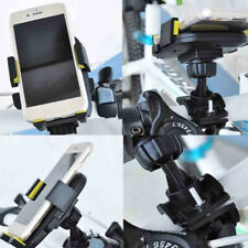 Universal Bike Handlebar Mount Holder Stand Bracket for Mobile Phone GPS Mgic