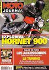 MOTO JOURNAL 1489 Essai Road Test HONDA CB 900 Hornet ; GP Motegi 2001