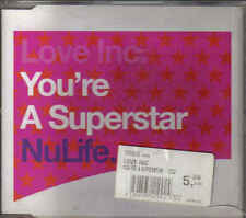 Love Inc-Youre A Superstar cd maxi single