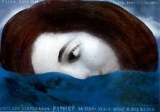 The Memory of Water - Shelagh Stephenson -  Polish Poster - Czerniawski