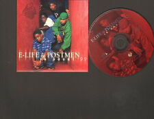 E-LIFE & and POSTMEN In Doubt  '99 CD SINGLE 2 track