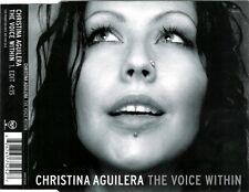 CHRISTINA AGUILERA - The voice within 1TR PROMO CDM 2003 VOCAL / POP - EU PRINT