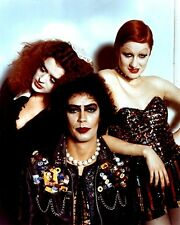 THE ROCKY HORROR PICTURE SHOW Movie Photo Print  #1 TIM CURRY, LITTLE NELL