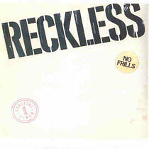 Reckless-No Frills Remastered Reissue Cd 2007