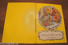 Fiabe dalle Mille e Una Notte Fabbri Editori 1957 illustrato Nardini Paccarié