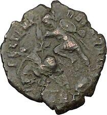 CONSTANTIUS GALLUS 351AD Roman Caesar RARE Ancient Coin BATTLE Horse man i39400