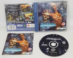 SHADOW MAN DREAMCAST EXCELLENT CONDITION FAST FREE UK POST WITH TRACKING